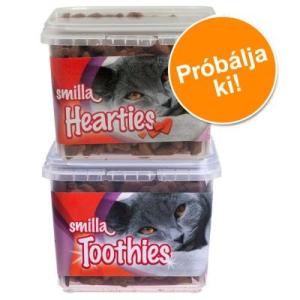 Smilla Vegyes csomag: Smilla Hearties & Smilla Toothies - 2 x 125 g