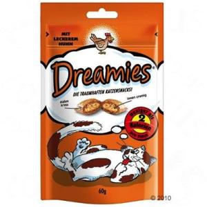 Dreamies macskacsemege - Sajttal (60g)