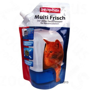 Beaphar Multi Fresh macskatoalettbe - 400 g