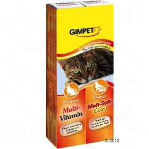 Gimborn multivitamin + dupla csomag maláta - 2 x 50 g