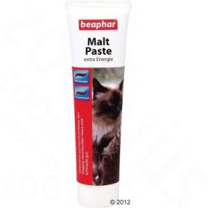Beaphar szőroldó maláta paszta - 250 g