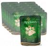 Applaws macskaeledel vegyes csomag 12 x 70 g - Csirkehúsos  amp; strucchúsos