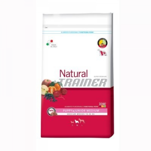 Nova foods Natural Puppy & Junior Medium - 2 x 12,5 kg