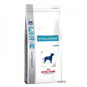 Royal Canin Veterinary Diet Hypoallergenic DR 21 - 2 x 14 kg