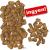 Zooplus Ostrich Stickies, 500 g + 100 g ingyen! - 500 g + 100 g ingyen!