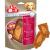Tetra Pro Skin & Coat csirkemellfilé 80 g - S-méret