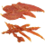 Zooplus Cookie´s Delikatess csirke falatok 200 g - Filécsíkok