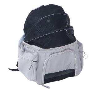 Zooplus Szállító hátizsák kilátással (városnézésre) - H 32 x Sz 21 x M 46 cm