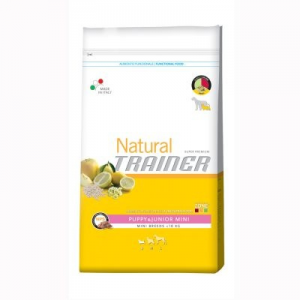 Nova foods Natural Puppy & Junior Mini - 3 x 2 kg