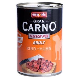 Animonda Gran Carno Animonda GranCarno Adult vegyes csomag 6 x 400 g - Mix 2