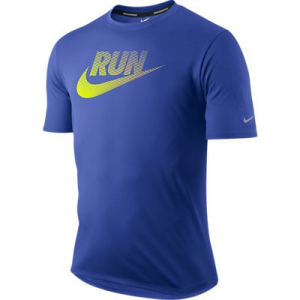 Nike LEGEND RUN SWOOSH TEE