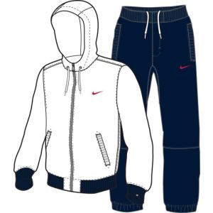 Nike warm-up