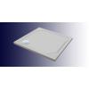 Sanotechnik Cikkszám: 90010 Aneta szögletes öntött márvány zuhanytálca 90x90