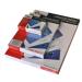 Lamináló fólia RENZ 105x75mm 125mic. 100 db/csomag