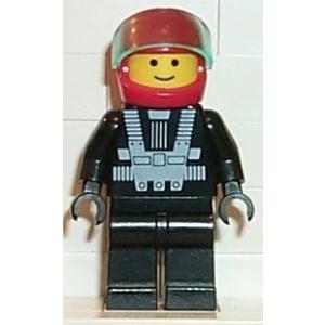 LEGO Blacktron versenyző