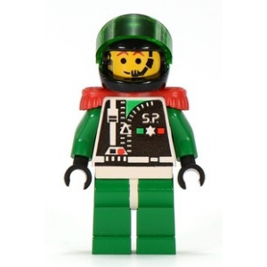 LEGO Space Police 2 Chief