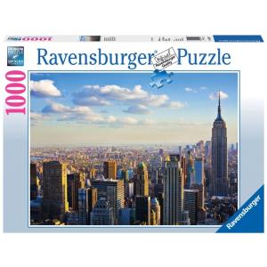 Ravensburger Ravensburger 1000 db-os puzzle - Manhattan reggel (19114)