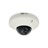 ACTI E97 IP Mini Fisheye Dome kamera, beltéri, 10 megapixeles, 101 fokos látószög (fehér)