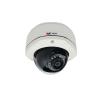 ACTI D72 IP Dome kamera, kültéri, 3 megapixeles, 83 fokos látószög (fehér)