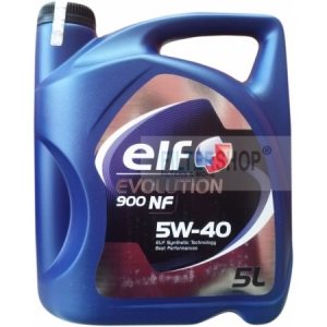 ELF Motorolaj Elf Evolution 900 NF 5w40 5 Liter