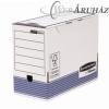 """FELLOWES Archiváló doboz, 150 mm, \""""BANKERS BOX® SYSTEM by FELLOWES®\"""", kék [10db]"""