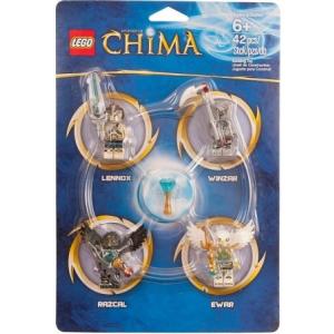 LEGO 850779-Kiegészítő-Chima minifigura szett