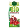 Jacoby Bio cranberry plusz  - 750 ml
