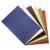 Hátlap RECO A/3 250 g/m2 bőrutánzatú nyomattal fekete 100 db/csomag