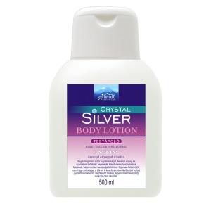 Silver testápoló 500ml
