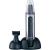 Severin Orr- és fülszőr nyíró, rozsdamentes acél, fekete, Severin HS 0781