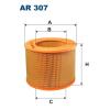 Filtron levegőszűrő AR307 1db
