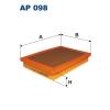 Filtron levegőszűrő AP098 1db