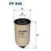 Filtron üzemanyagszűrő PP848 1db