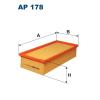 Filtron levegőszűrő AP178 1db