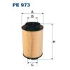 Filtron üzemanyagszűrő PE973 1db