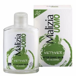 Malizia Uomo - After shave balzsam Vetyver 100ml