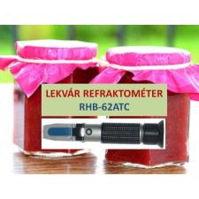 RHB-62ATC kézi refraktométer lekvárokhoz mérőműszer