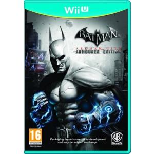 WB Games Batman Arkham City Armored Edition Wii U