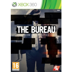 2K Games The Bureau XCOM Declassified Xbox 360