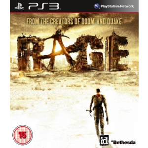 Bethesda Softworks Rage PS3