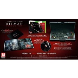 Square Enix Hitman Absolution Professional Edition Xbox 360