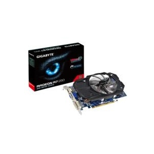 Gigabyte R7 250 2GB DDR3 OC (GV-R725OC-2GI)