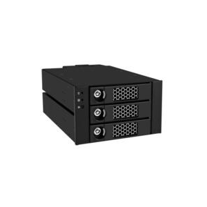 Mobile Rack ICY BOX IB-553SSK (3.5 x3) (SATA-SATA)