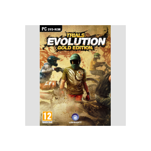 Ubisoft Trials Evolution Gold Edition PC