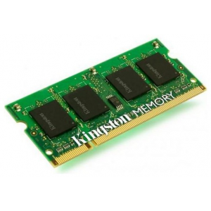 Kingston Notebook 4GB DDR3 (1333MHz) SODIMM memória