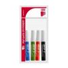 """ICO Flipchart marker készlet, 1-3 mm, kúpos, ICO """"Art"""