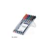 "STAEDTLER Alkoholos marker készlet, 0,6 mm, STAEDTLER ""Lumo"