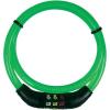 Security Plus Kerékpár kábelzár szimbólumokkal, Security Plus Icon