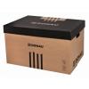 DONAU Archiváló konténer, levehető tető, 522x351x305 mm