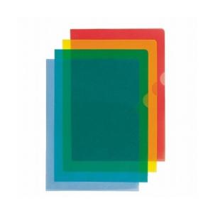 """ESSELTE Genotherm, """"L"""", A4, 105 mikron, narancsos felület"""